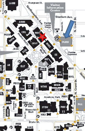 purdue map